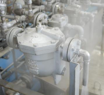 实施持续的蒸汽疏水阀管理项目