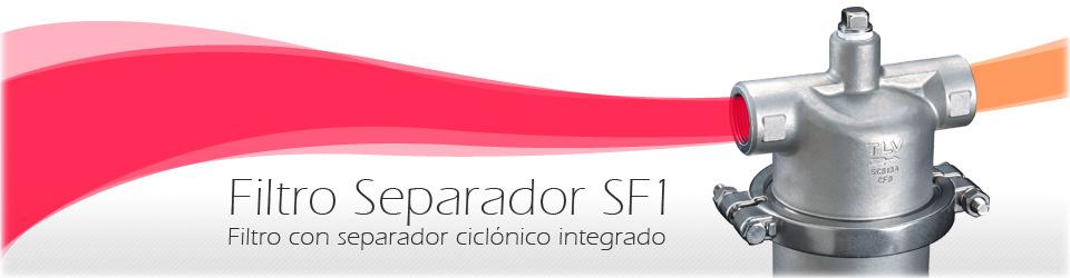Filtro Separador SF1
