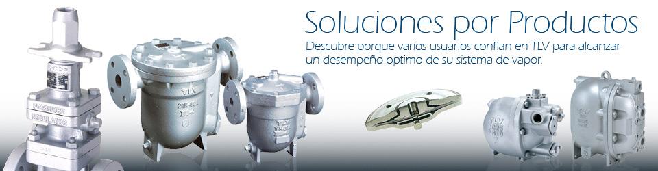 Soluciones por Productos