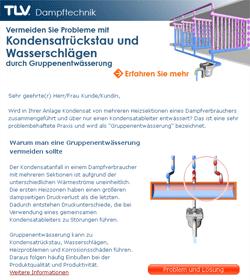 Dampftechnik: Archive - E-Mail Magazin