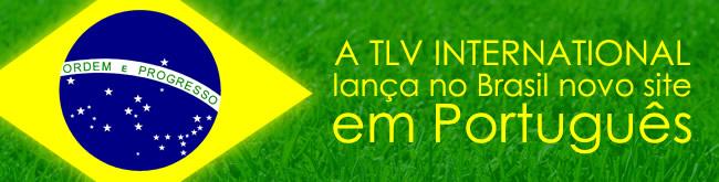 A TLV INTERNATIONAL lança no Brasil novo site em Português