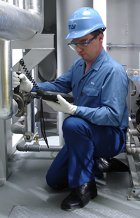Steam Trap Survey Boosts Process Plant Performance Tlv