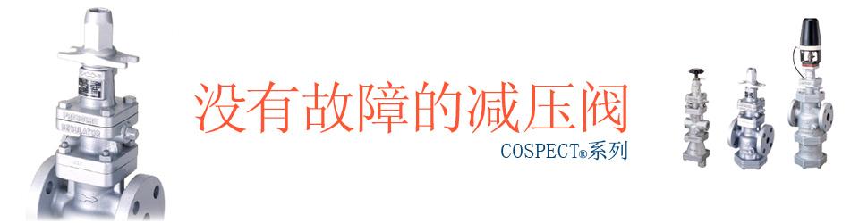 COSPECT® - 没有故障的减压阀