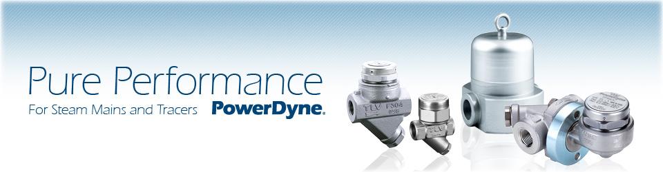 PowerDyne® Disc Traps