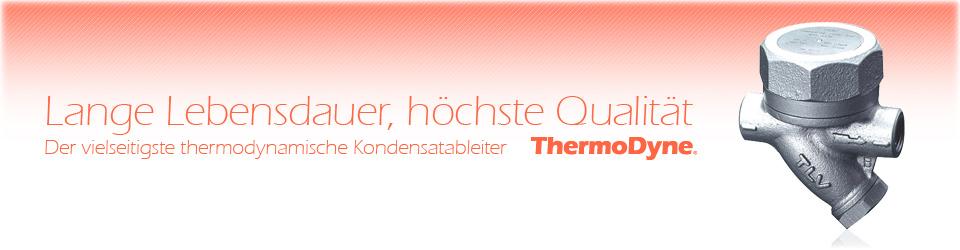 ThermoDyne® Thermodynamische Kondensatableiter