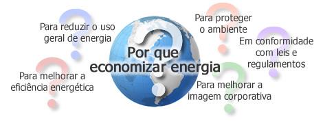 Porque economizar energia?