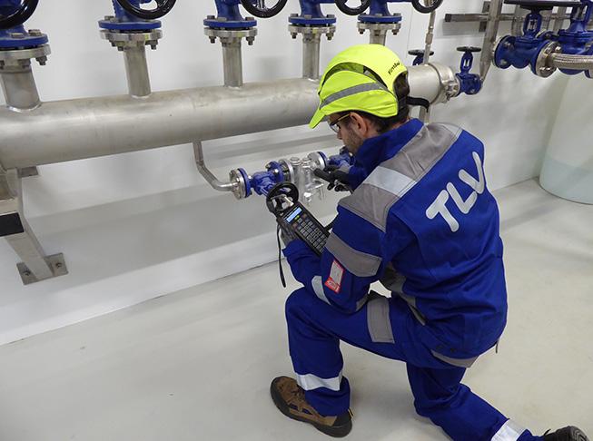 Optimale Energiebilanz Dank Kondensatrückführung