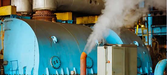 벤트증기와 폐열의 회수