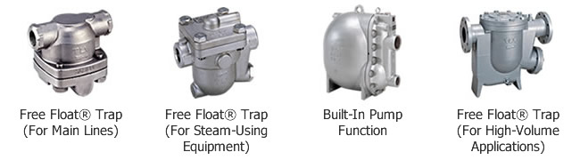 Mechanical Steam Traps