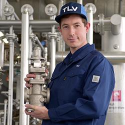 TLV engineer installs COSR