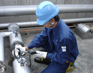 Singapore Refining Company Teams Up with TLV for Major Energy Savings