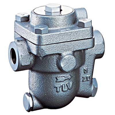 Free Float® Steam Traps (Low Pressure) | TLV - A Steam Specialist ...