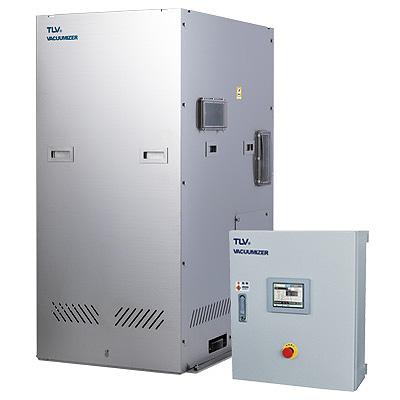 Sistema de calentamiento con vapor de vacío (VACUUMIZER VM3HPN/VM4HPN)