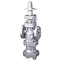 Pressure Reducing Valves for Process Steam (with Built-in Separator & Trap)