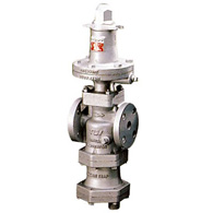 Pressure Reducing Valves for Vacuum Steam Processes (with Built-in Separator & Trap)