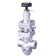 Compact Pressure Reducing Valves for Steam
