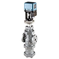Control Valves, Controllers