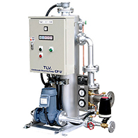 Condensate Recovery Pumps for Vacuum Applications