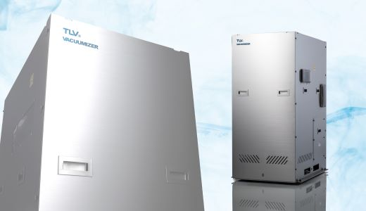 真空蒸気加熱システム VM3HPN